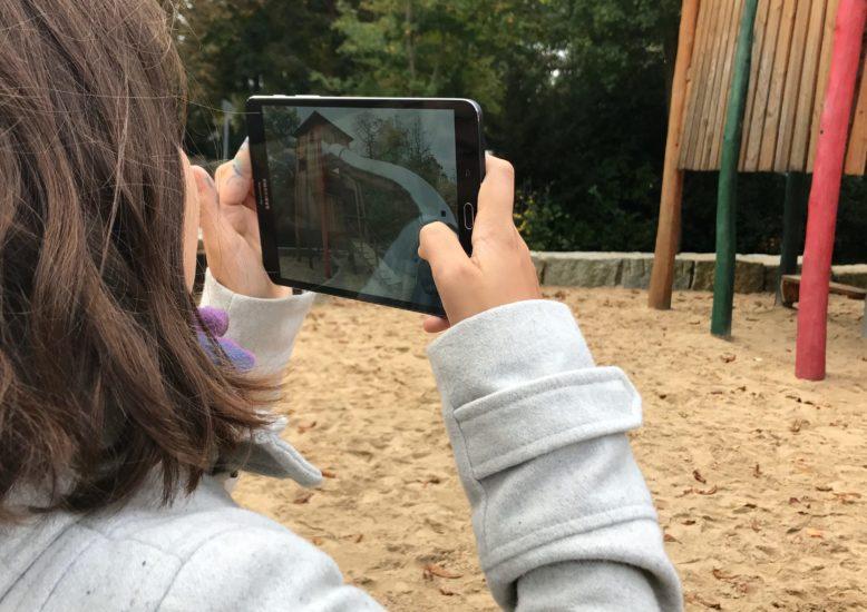 Was geht in...?! - Ein medienpädagogisch-partizipatives Projekt in Sachsen