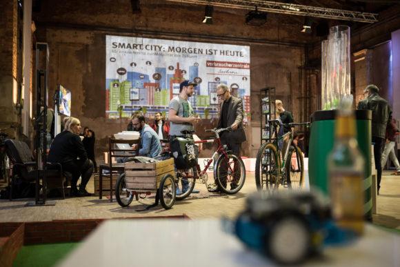Ideenkonferenz   Smart City: Morgen ist heute
