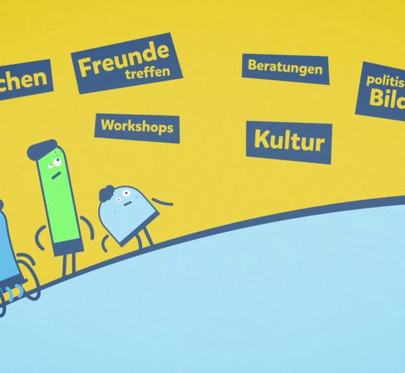 Erklärvideo | Jugendarbeit in Sachsen