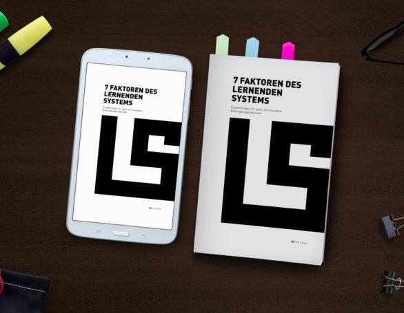 E-Book: Empfehlungen für agile und innovative Bildungsorganisationen