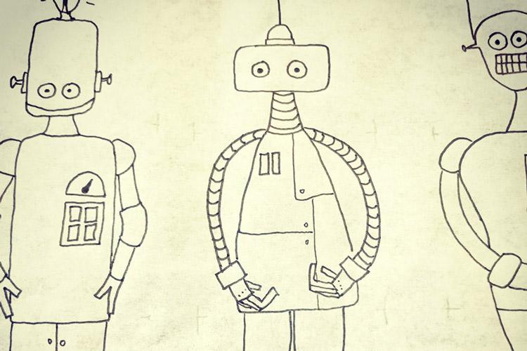 Robotify yourself Titelbild