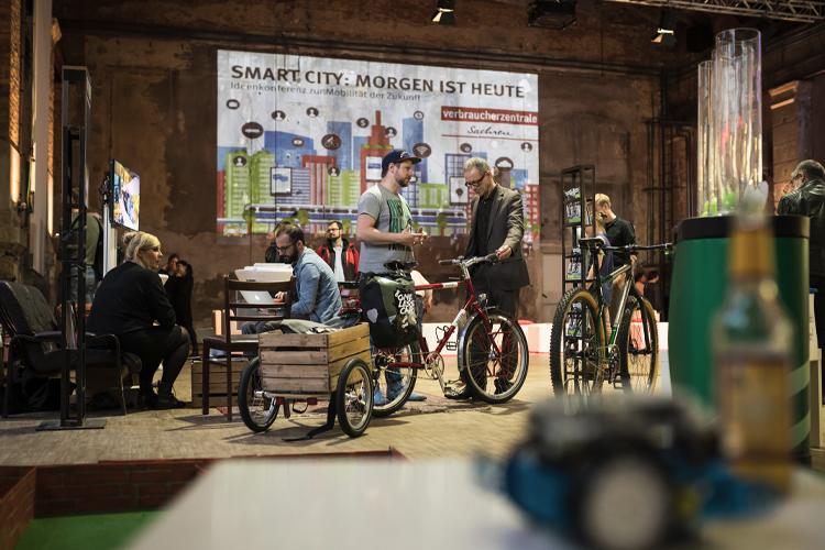 Ideenkonferenz Smart City Titelbild