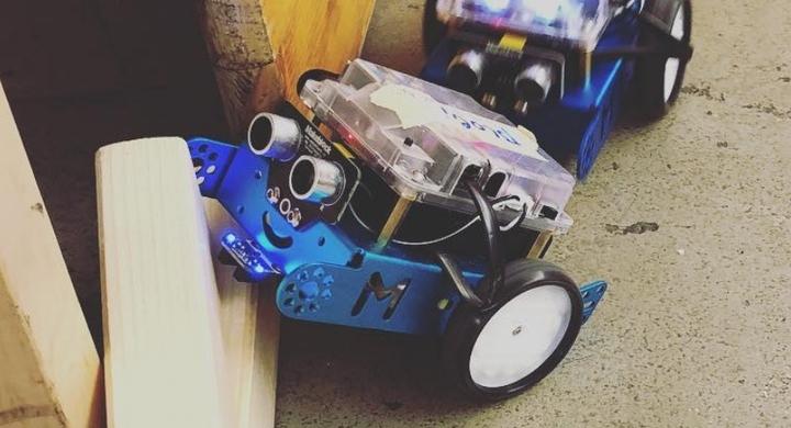Lehrendenfortbildung Titelbild News Educational Robots Lehrendenfortbildung
