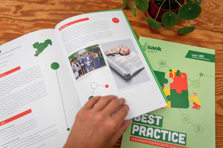 Titelbild Best Practice Broschüre