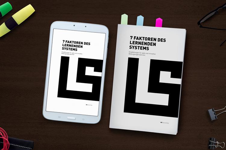 E-Book 7 Faktoren des Lernenden Systems Titelbild