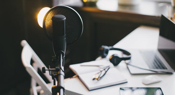 Die technische Seit der Podcast-Produktion